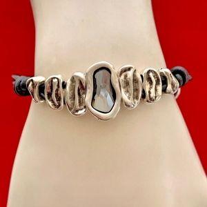 """NWT! UNO de 50 Bracelet """"Scales"""" PUL1578."""